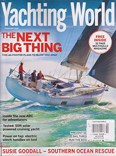 Yachting World Magazine February 2019 The Next Big ()