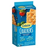 Colussi Reduced Salt Crackers - 250g (0.55lbs)
