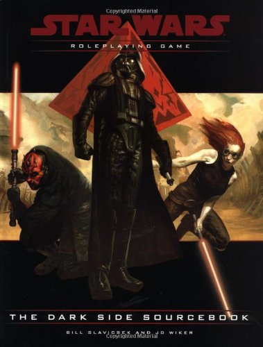 The Dark Side Sourcebook (Star Wars Roleplaying Game)