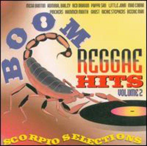 Vol  2-Boom Reggae Hits (Vinyl)