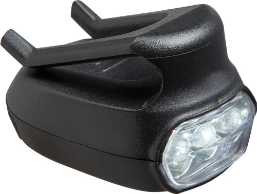 MasterVision 308G6W 3 LED Cap (1 Ounce White Light)
