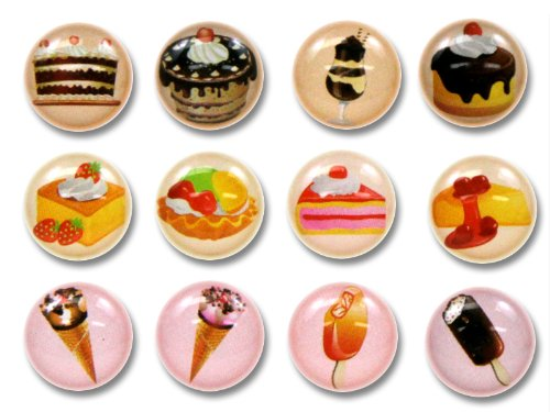 ice cream home button sticker - 3