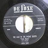 Herb Zane 45 RPM Hello Mama / Hello Baby