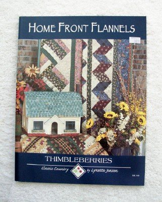 Home Front Flannels (Classic Country Quilts)
