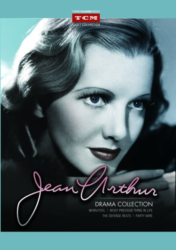 Jean Arthur Drama Collection (Whirlpool / The Most Precious Thing in Life / The Defense Rests / Party Wire) (King Of The Hill On The Simpsons)