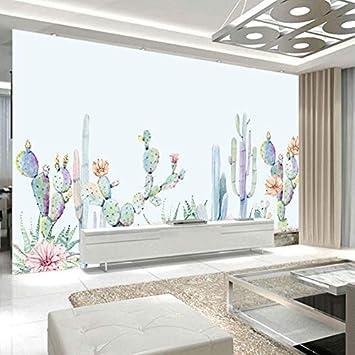 Murales 3d Per Interni.Wmbz Foto Personalizzata 3d Murales Murale Tropical Murale
