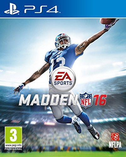 Video Games: Madden NFL 16 for PS4 - 5