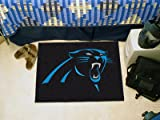 "Fan Mats Carolina Panthers Helmet Starter Rug, 20"" x 30"""