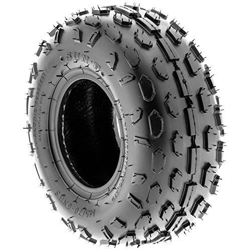 Set of 2 SunF A015 Sport-Racing ATV/UTV Tires 145/70-6, 6-PR by SunF (Image #5)