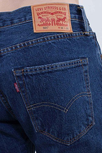 amp; Blu Uomo 501 Tapered Levis Customized Jeans 1w8URxfA