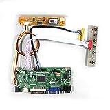 Vsdisplay HDMI+VGA+DVI+Audio LCD Controller Board M.NT68676 Work For 15.6