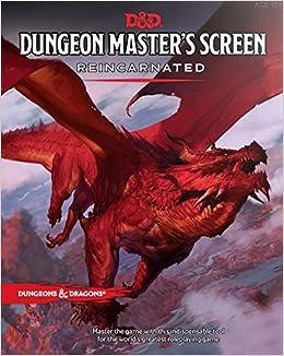 Dungeon Master's Screen Reincarnated por Wizards Rpg Team epub