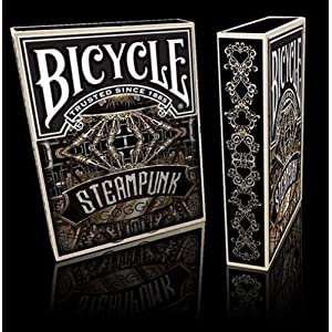 Bicycle Steampunk Goggles Playing Cards Deck