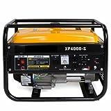 Portable Gasoline Electric Gas Generator 4000 Watt Power 120v/240v 4 Stroke Nikkycozie