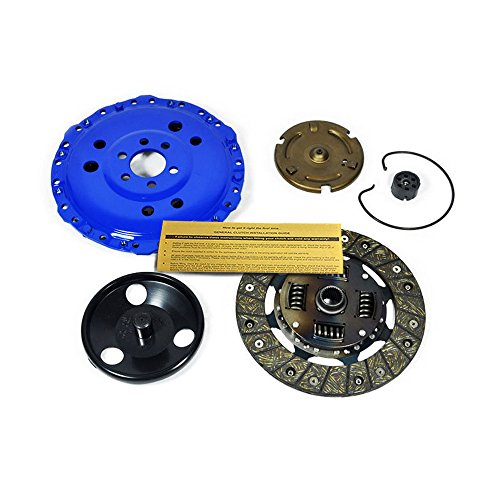Vw Jetta Clutch (EFT STAGE 1 PERFORMANCE CLUTCH KIT 1994-1999 VW GOLF JETTA 2.0L SOHC 4CYL)
