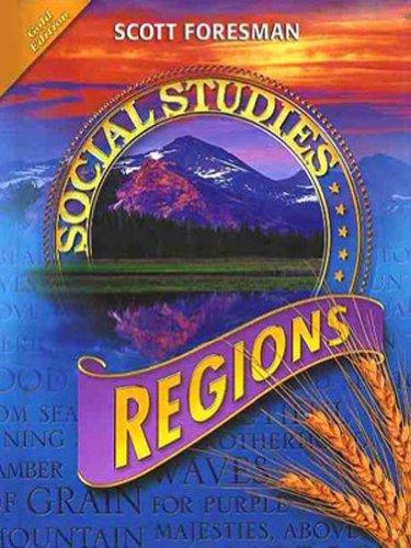 SOCIAL STUDIES 2008 STUDENT EDITION (HARDCOVER) GRADE 4 REGIONS