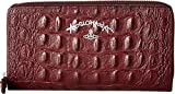 Vivienne Westwood Women's Anglomania Wallet New Zip Red One Size
