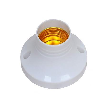 Casquillo E27 para lámpara de techo, casquillo E27 de ...