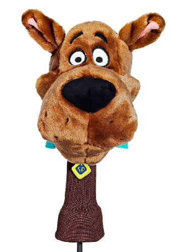 Licensed Scooby Doo Golf Head Cover 460cc NEW, Outdoor Stuffs