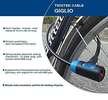 Cable trenzado de alta calidad Lock Giglio/resistente ...