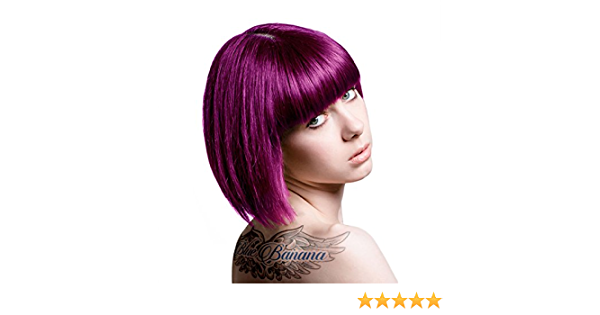 Stargazer Semi-Permanent Colour Hair Dye 70ml (Magenta)