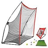 Best Golf Nets - Golf Net   4 in 1 Golf Practice Review