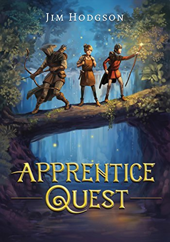 Apprentice Quest (Ozel the Wizard Book 1) by [Hodgson, Jim]