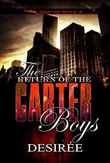 Book Cover: The Return of the Carter Boys: The Carter Boys 2