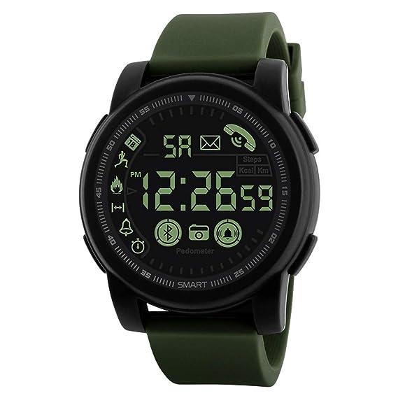 Amazon.com: Redvive Top Fitness Tracker Waterproof Bluetooth ...