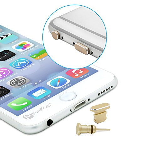 iPhone Dust Plug Set Compatible