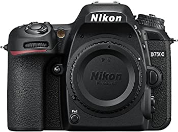 Refurb Nikon D7500 20.9MP 4K UHD DSLR Camera Body