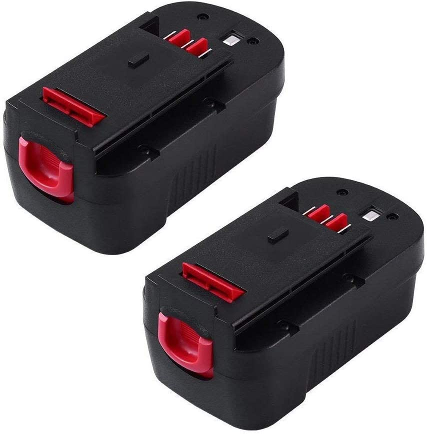 HPB18-OPE for Black and Decker 18 Volt Battery HPB18 244760-00 A1718 A18 A18E Firestorm FS180BX FS18BX FS18FL FSB18 NST2118