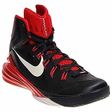 Men's Nike Hyperdunk 2014 Basketball Shoe Obsidian/University Red/White Size 13 M US
