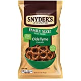 Snyder's of Hanover Olde Tyme Pretzels, 16-Ounce Packages (Pack of 12) by Snyder's of Hanover