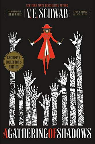A Gathering of Shadows Collector's Edition: A Novel