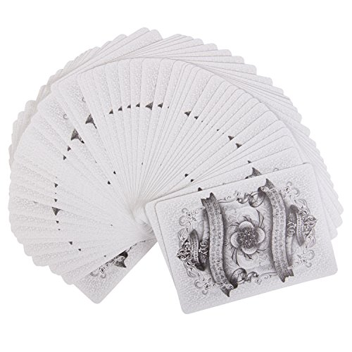 Ellusionist Arcane Playing Card Deck - White