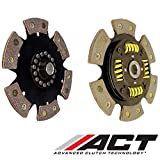 ACT 6240608 6-Pad Sprung Race Clutch Disc