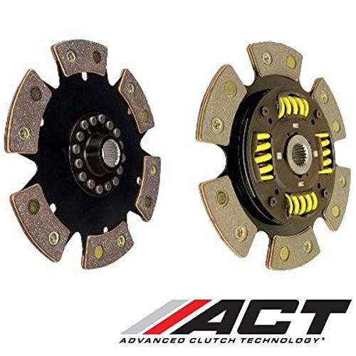 ACT 6266319 6-Pad Sprung Race Clutch (Pad Spring Race Disc)