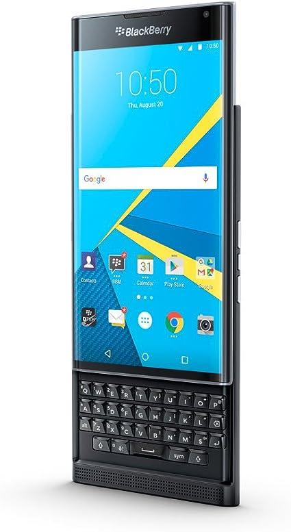 BlackBerry PRIV SIM única 4G 32GB Negro: Amazon.es: Electrónica