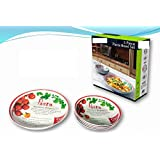 Decorative 5 Piece Pasta Bowl Set
