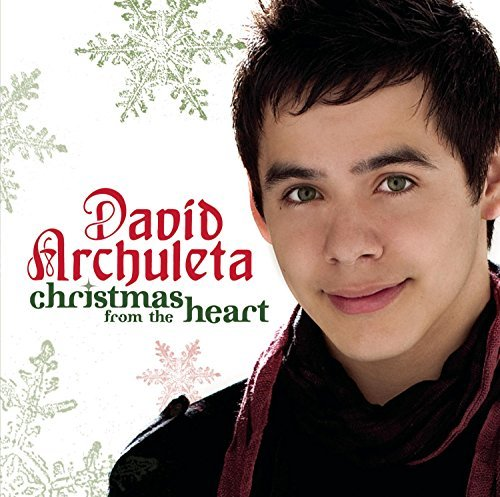 Christmas From The Heart by David Archuleta (2009-10-13) (From Heart Christmas The Cd)