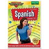 Spanish DVD by Rock 'N Learn