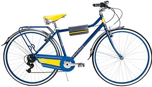 Huffy Bicycle Men's 700C Main Street Lexington Bike, 26