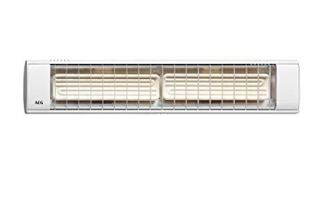 AEG HT Dunkelstrahler 2x650W IR Keramik 1300 W