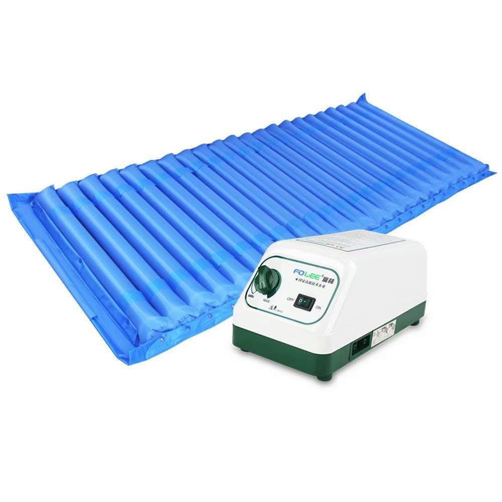 GG-Anti-decubitus cushion Cojín de colchón Inflable de la Cama con el Saco Hinchable Desmontable para la Cama de Hospital estándar