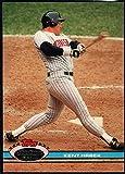 Baseball MLB 1991 Stadium Club #248 Kent Hrbek #248 NM Near Mint Twins