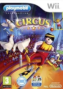 Playmobil: Circus (Wii) [Importación inglesa]