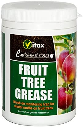 Solabiol Boltac Greaseband More Protects Fruit Trees From Moths Caterpillars