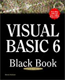 Visual Basic 6 Black Book, Steven Holzner, 1932111085