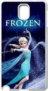 Disney Frozen Samsung Galaxy Note 3 Case Cover - Disney Frozen Samsung Galaxy Note 3 Hard Plastic Case Cover - White